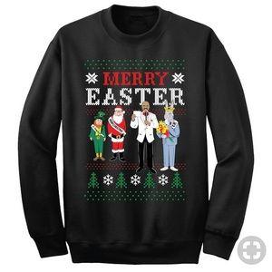 Steve Harvey Ugly Christmas Sweater